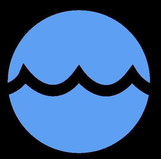 eshopps Blue Jellyfish Large Size